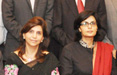 Sania Nishtar chaired the� Aman ki Asha Health committee meeting held in Delhi, India on July 30, 2011