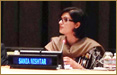 NCDs review at the UN Headquarters, New York, USA. July 12, 2014