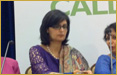 Sania Nishtar at the High level meeting on Child Survival: a Call to Action in Washington on Washington, June 14, 2012 where she was a panelist in the session on �How to Reach Every Child with Essential Services:� Coverage with quality and equity.��