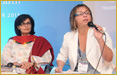 Sania Nishtar participated as a panelist at the Ministerial Panel of the World Health Organization Conference on Social Determinants of Health in Rio De Janeiro, Brazil, October 2011. Other speakers included Simon Burns, Minister of State for Health, United Kingdom; Alexandre Padilha, Minister of Health Brazil; Dr Jeanette Vega, Ex Minister of Health, Chile and Margaret Chan, Director General, WHO.