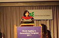 Sania Nishtar participated as a plenary speaker in the first session titled �Demography meets health� at the World Ageing and Generations conference in St. Gallen, Switzerland on August 30, 2011.