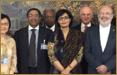 WHO commission on Ending Childhood Obesity, Geneva, Switzerland. July 16-19, 2014