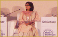 Dr. Sania Nishtar attended the Second World Health Care Congress Middle East in Abu Dhabi, UAE in December 2011 as a Plenary speaker on Innovative Financing Models for Global Health Care Challenges session