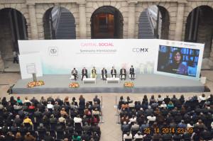 SN Metropolis Mexico  City