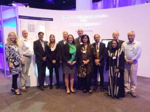 WEF 2014 Dubai SN
