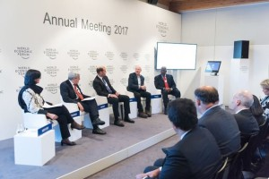 2017 Annual meeting in Davos, Panel on Future of Health and Healthcare