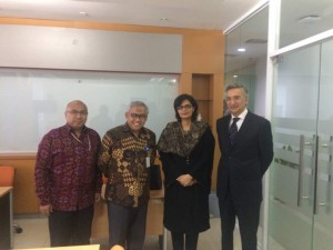 Campaigning in Indonesia Ministry of Foreign Affairs Dr. Sania Nishtars WHO Director General election campaign_ 2017