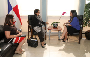 Deputy Minister of Foreign Affairs of Panama during the WHO Director General election campaign_ 2017