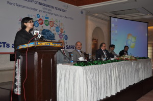 Sania Nishtar, Keynote Islamabad May 2013