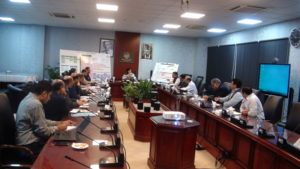 """PASSD Ehsaas Implementation Group"" agrees on future road map."