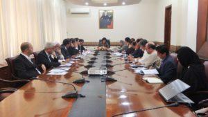 Ehsaas Value Chain Building Committee Meeting