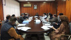 Governance & Integrity Meeting of PASSD _Nov 15