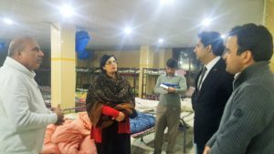 Dr. Sania visits Panahgah