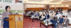 Dr.Sania NIshtar addressing ICRC Report Launch in Islamabad_Dec 6