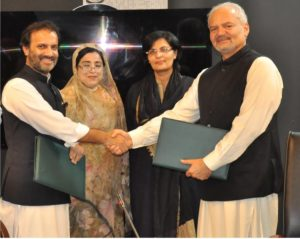 MoU signed PBM and PPAF