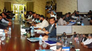 Balochistan Stakeholders Meeting on Ehsaas