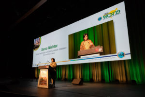Chair of PACC gives Keynote Address in Melbourne