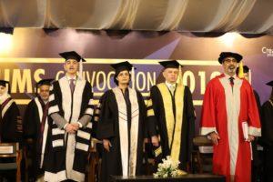 Dr. Nishtar inspires next generation of Pakistani graduates at LUMS