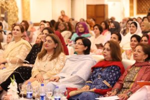 Dr. Nishtar launches the first women in Global Health Chapter in South Asia