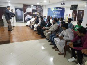 Dr. Sania Nishtar visits Saylani Welfare International Trust in Karachi to explore avenues of partnership under Ehsaas