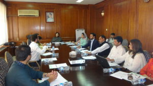 Ehsaas Communications Committee to meet every week