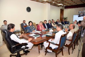 Ehsaas Labour Expert Group briefs PM on 'Mazdoor ka Ehsaas'