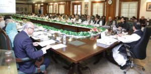 Punjab Cabinet welcomes Ehsaas Programme to forge the Federal -Punjab partnership