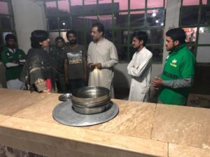 Sania Nishtar visits Saylani Welfare International Trust in Quetta