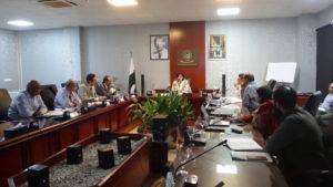 Steering committee meeting of Ehsaas undergrad scholarships scheme