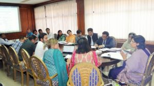 Third Ehsaas Communications Committee Meeting takes place at PM Secretariat