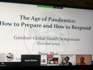 "Dr.Sania Nishtar speech at the Gairdner Global Perspectives Panel ""SDGs & Global Health through #COVID19 lens"